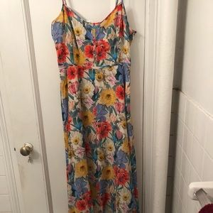 J. Crew Dresses - J.Crew Liberty Print Silk Midi Dress NWT 8